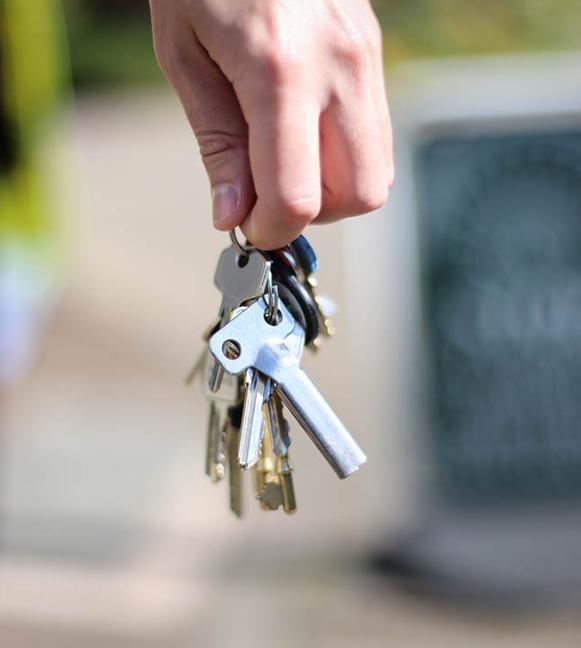 Key Holding and Alarm Response Sittingbourne 1