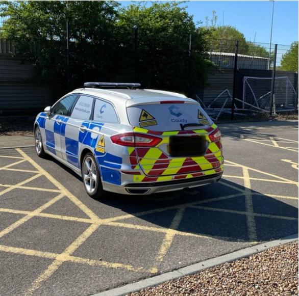 Mobile Patrol Gillingham